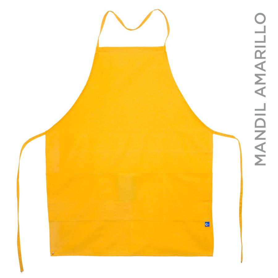 MANDIL AMARILLO