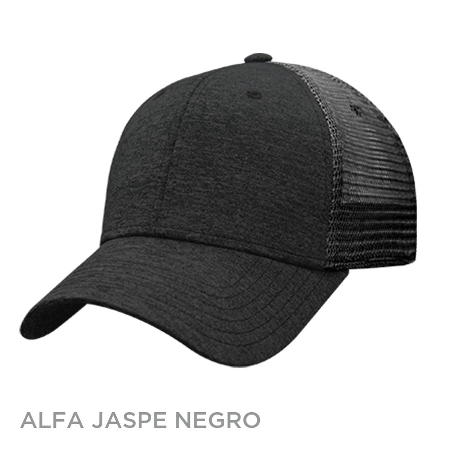 ALFA JASPE NEGRO