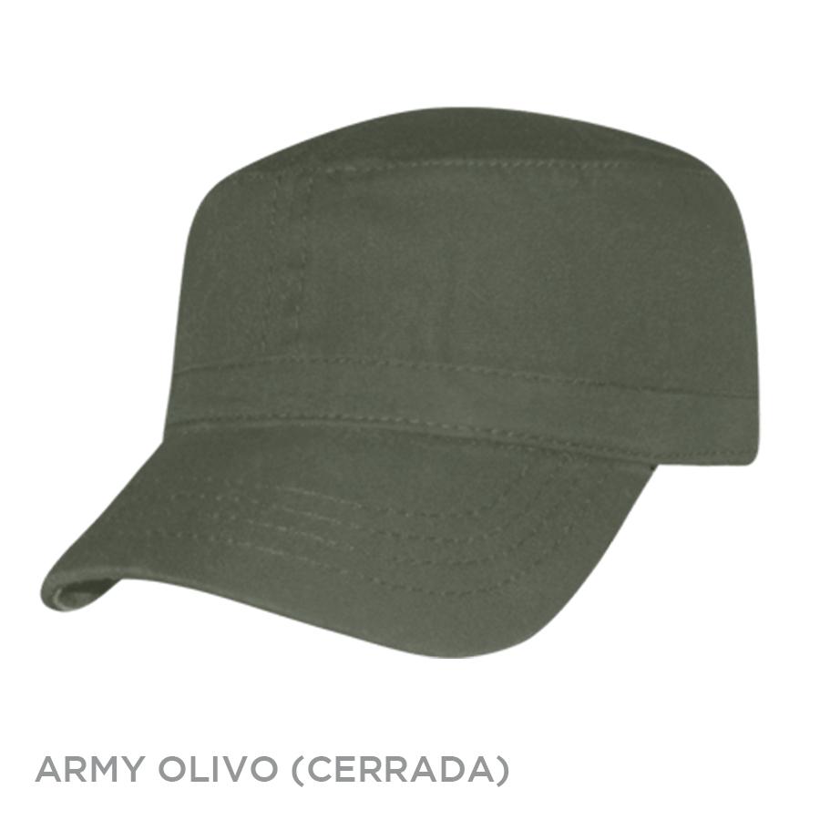 ARMY OLIVO CERRADA