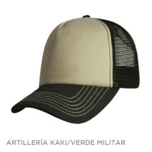 ARTILLERIA KAKI VERDE MILITAR