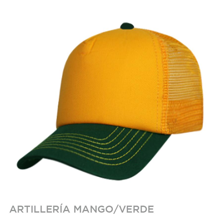 ARTILLERIA MANGO VERDE