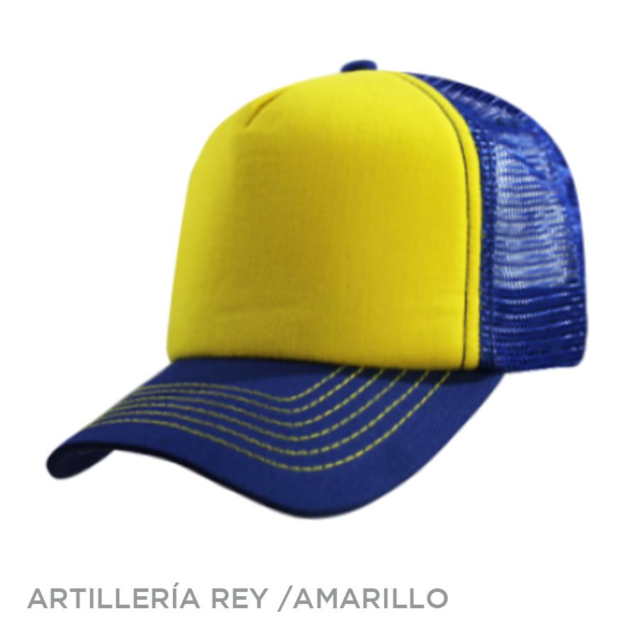 ARTILLERIA REY AMARILLO
