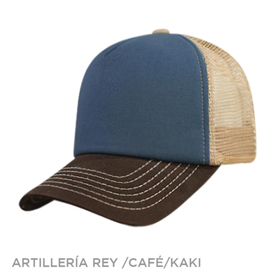 ARTILLERIA REY CAFÉ KAKI