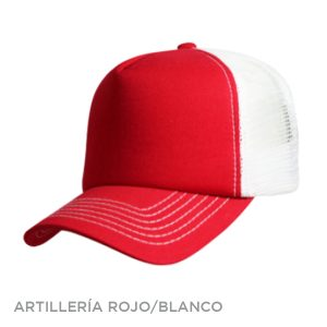 ARTILLERIA ROJO BLANCO