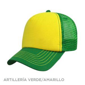 ARTILLERIA VERDE AMARILLO