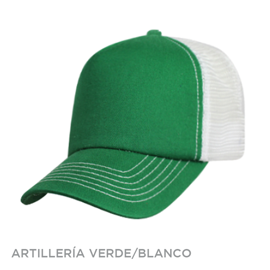 ARTILLERIA VERDE BLANCO