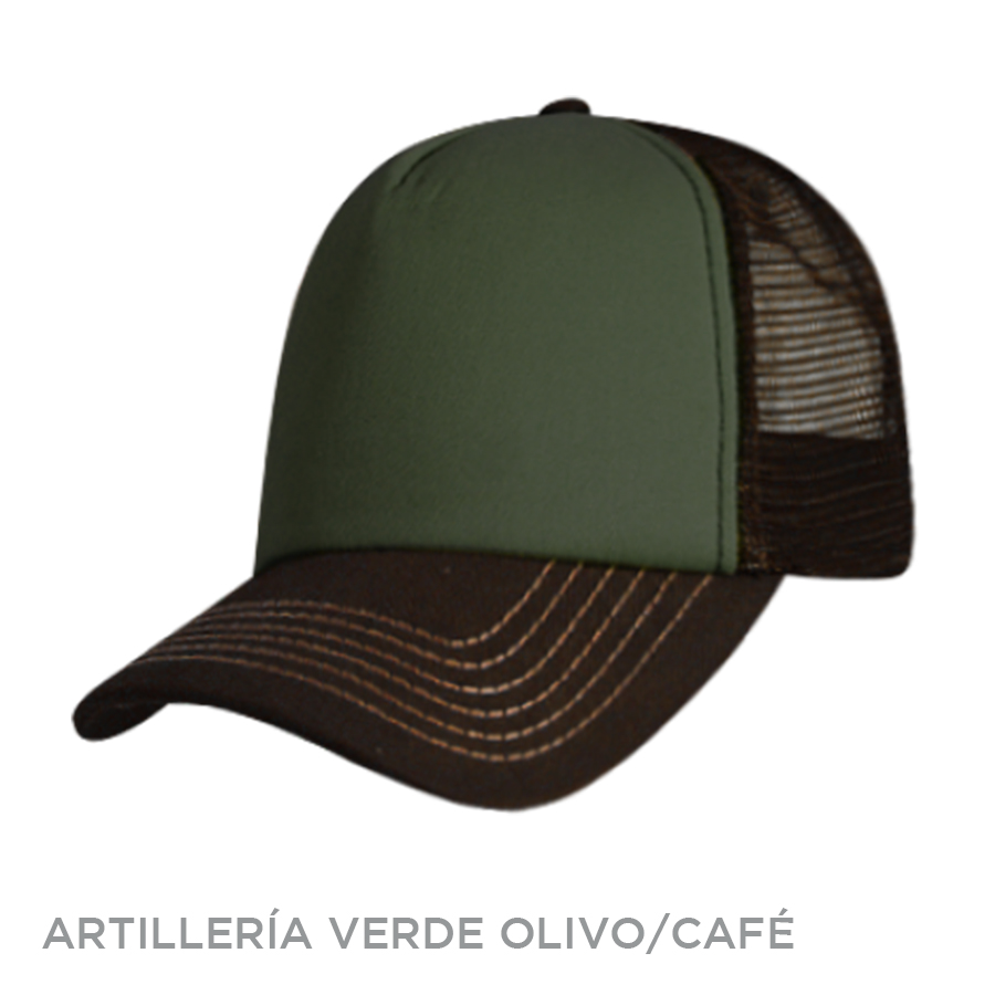 ARTILLERIA VERDE OLIVO CAFE