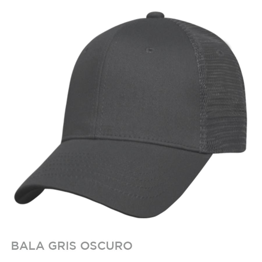 BALA GRIS OSCURO