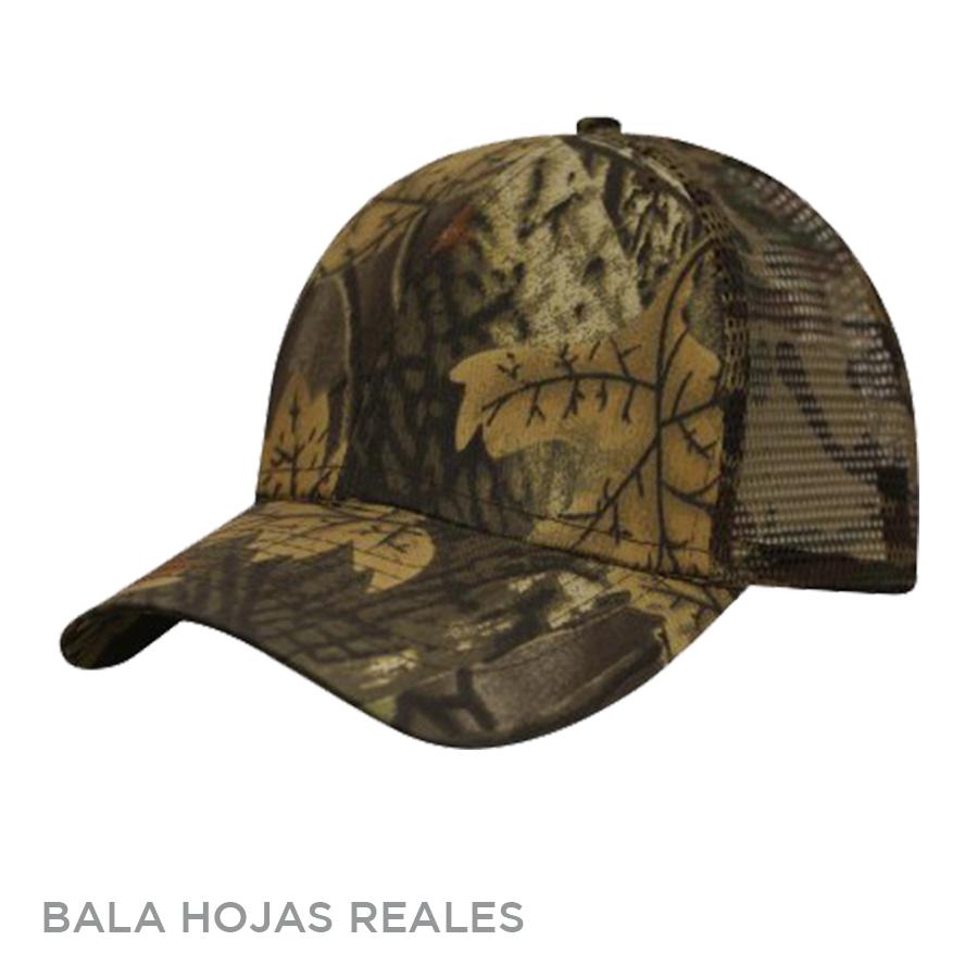 BALA HOJAS REALES