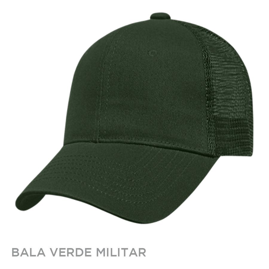 BALA VERDE MILITAR