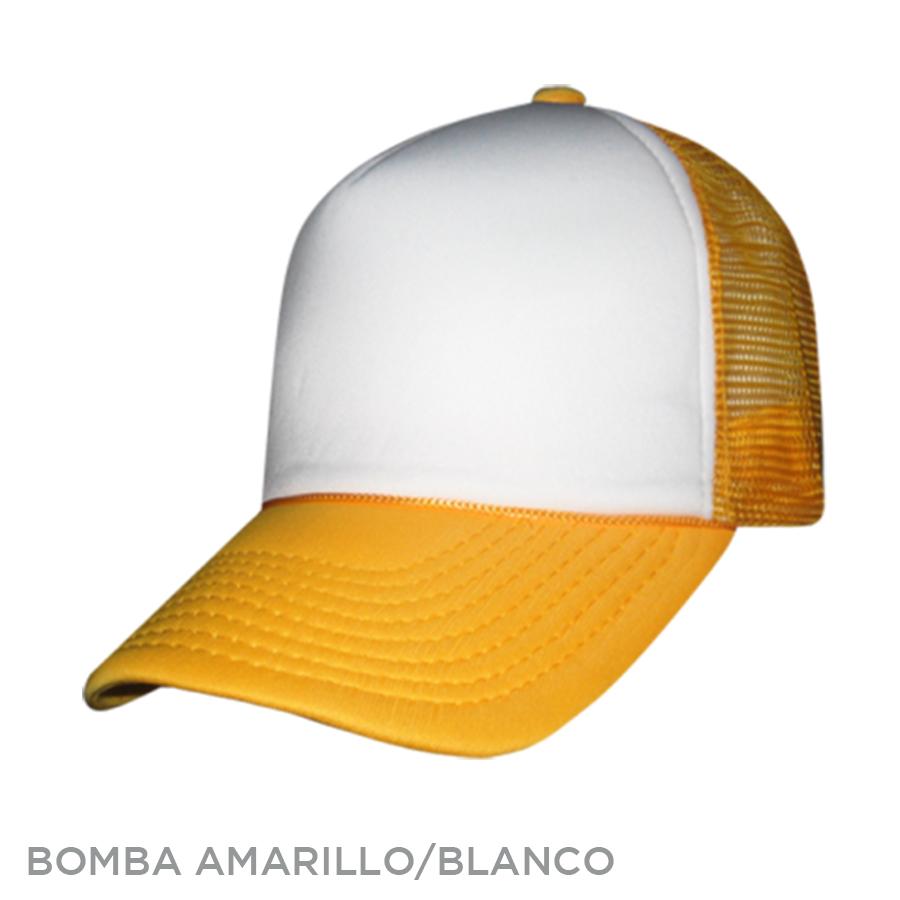 BOMBA AMARILLO BLANCO
