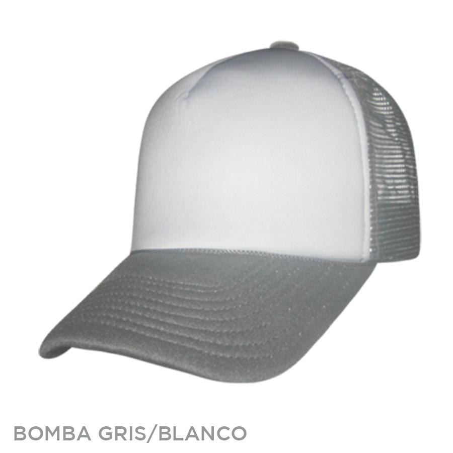 BOMBA GRIS BLANCO