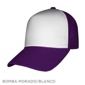 BOMBA MORADO BLANCO