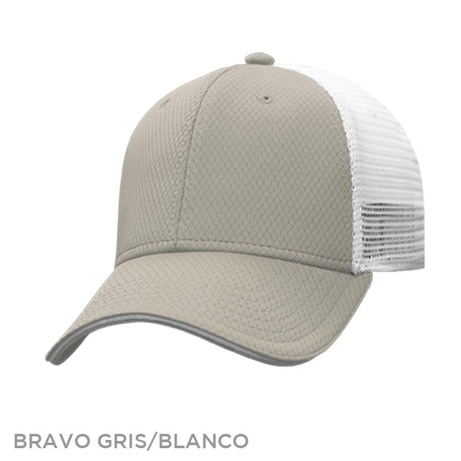 BRAVO GRIS BLANCO