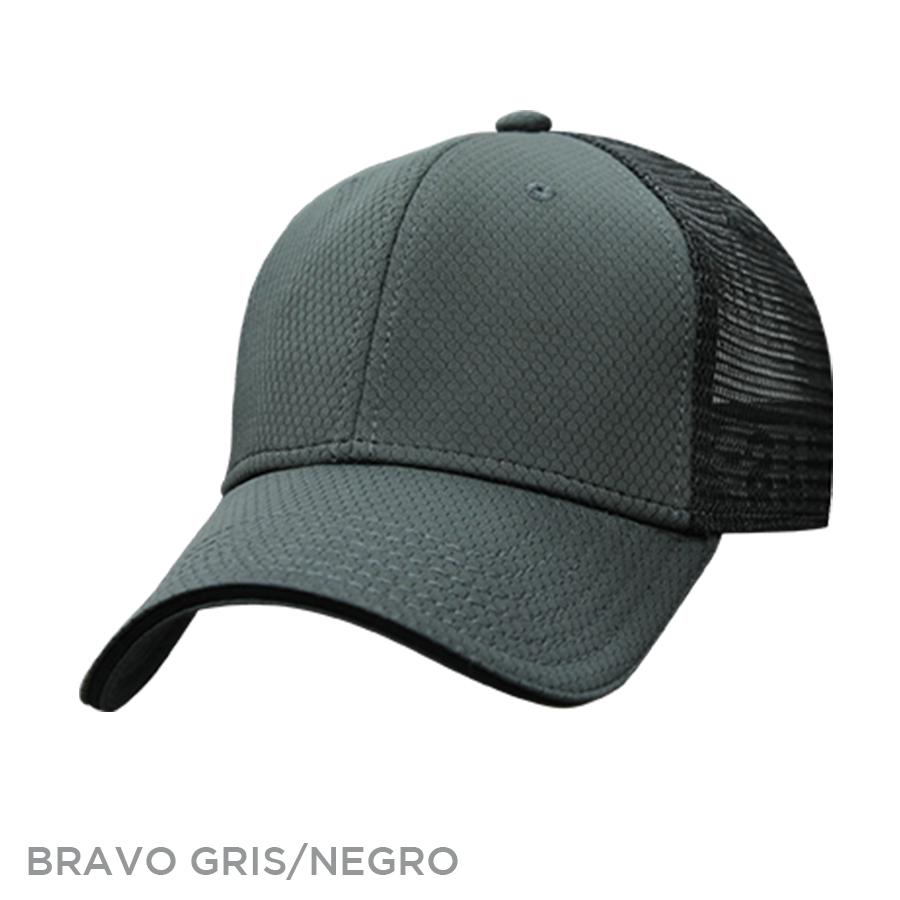 BRAVO GRIS NEGRO