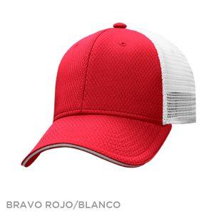 BRAVO ROJO BLANCO