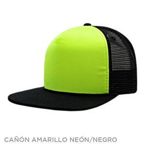 CAÑON AMARILLO NEON NEGRO