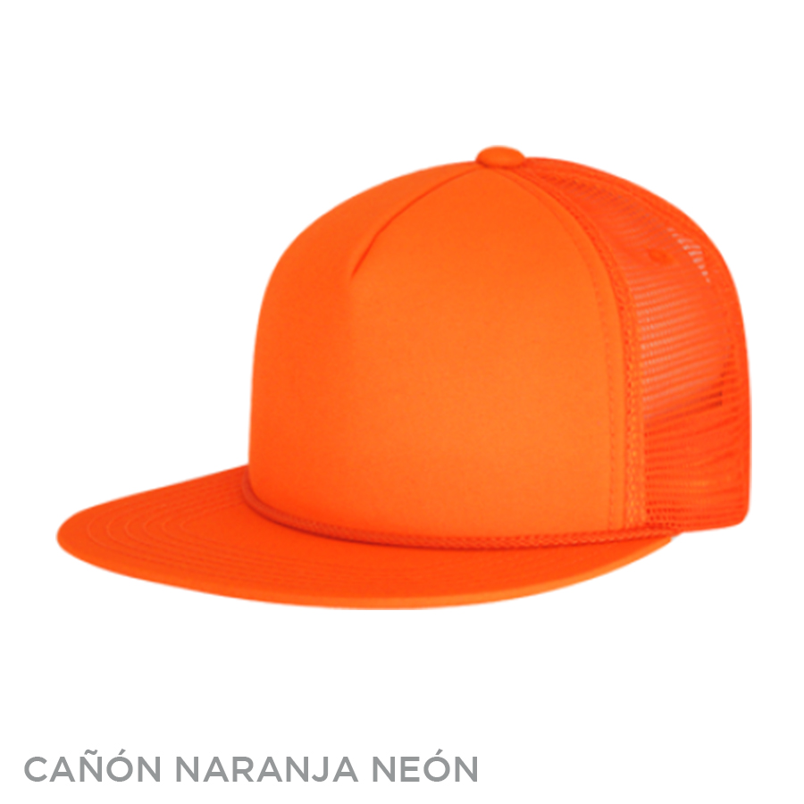 CANON NARANJA NEON