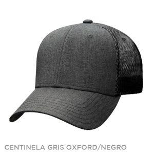 CENTINELA GRIS OXFORD NEGRO