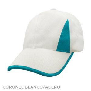 CORONEL BLANCO AZUL ACERO