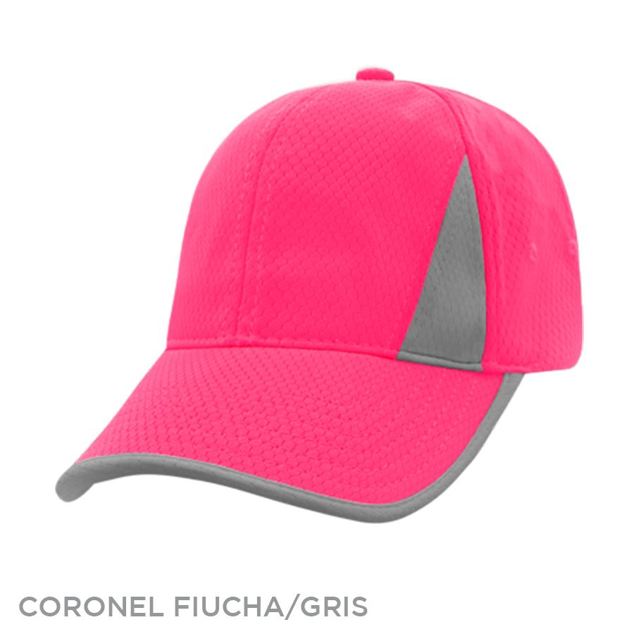 CORONEL FIUCHA GRIS