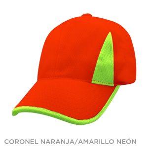 CORONEL NARANJA AMARILLO NEON