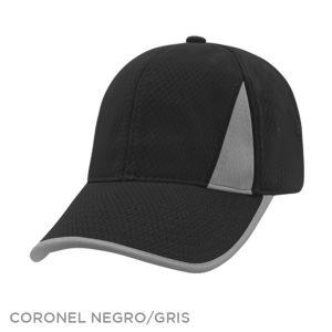 CORONEL NEGRO GRIS