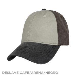 DESLAVE CAFE ARENA NEGRO