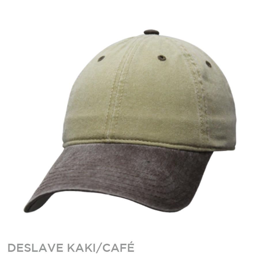 DESLAVE KAKI CAFE