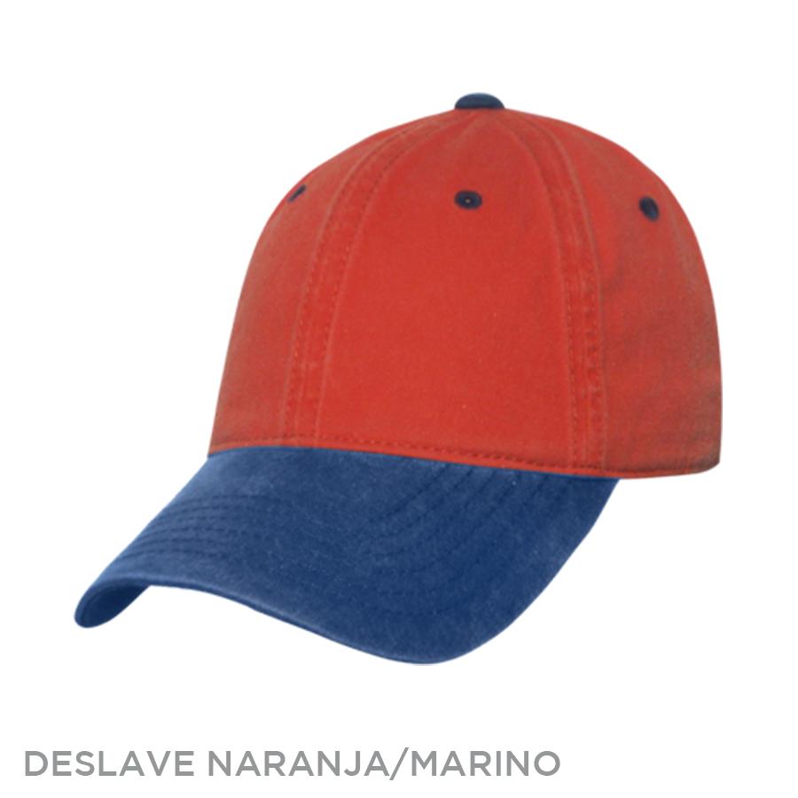 DESLAVE NARANJA MARINO