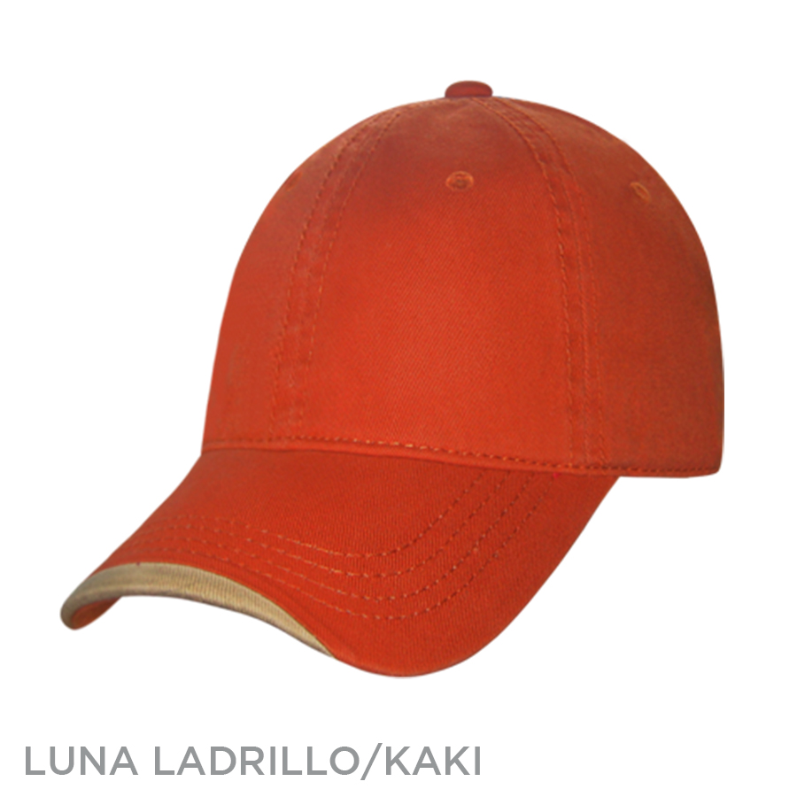 LUNA LADRILLO KAKI