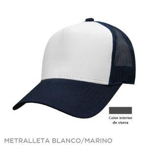 METRALLETA BLANCO MARINO