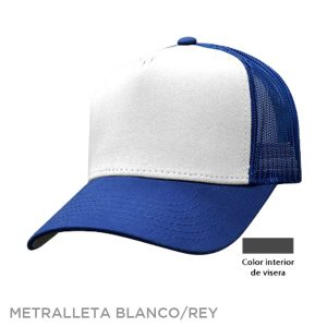 METRALLETA BLANCO REY