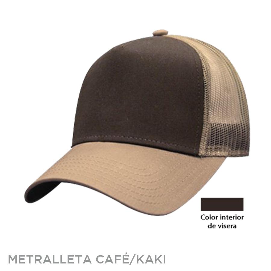 METRALLETA CAFE KAKI