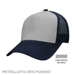 METRALLETA GRIS MARINO