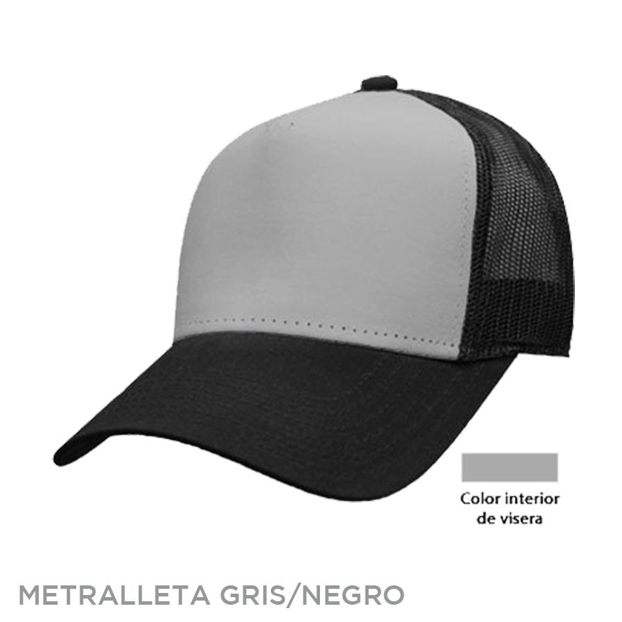 METRALLETA GRIS NEGRO