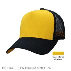 METRALLETA MANGO NEGRO